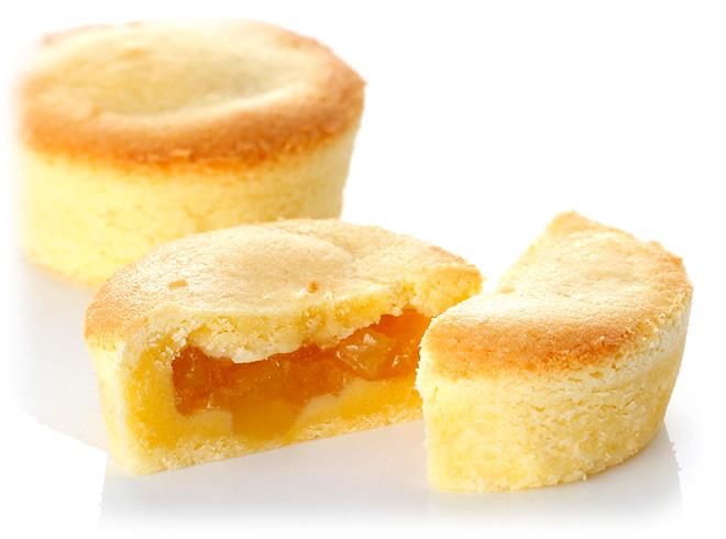 桃のソフトガレット